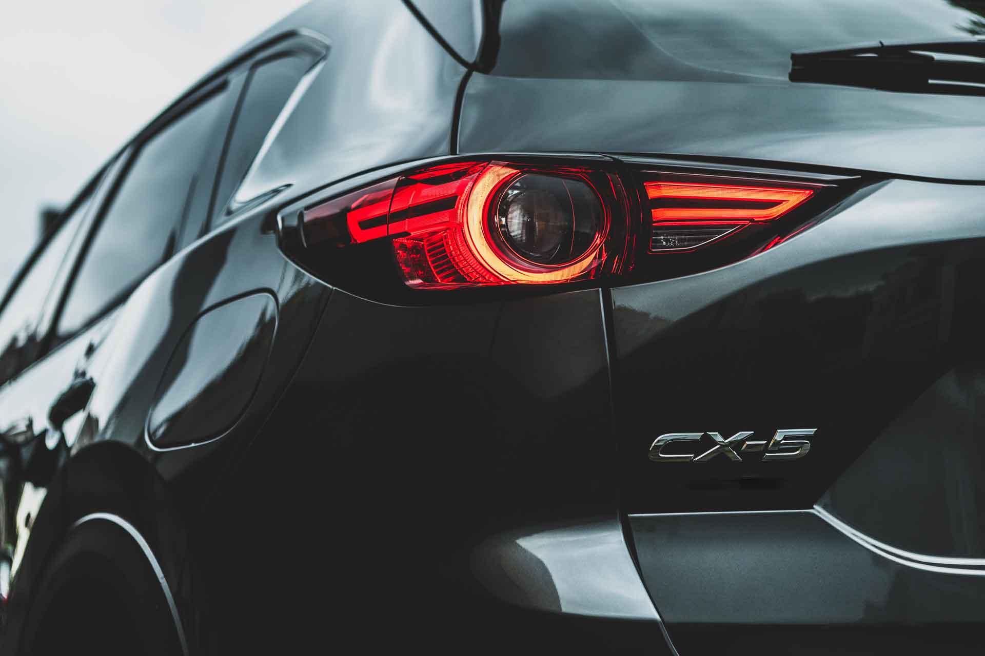 Leasingrückgabe Mazda CX-5